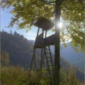 Jeseň v Starohorských vrchoch